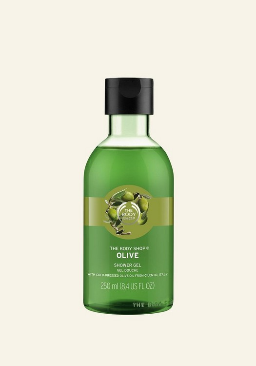 Gel douche à l'olive 250ML