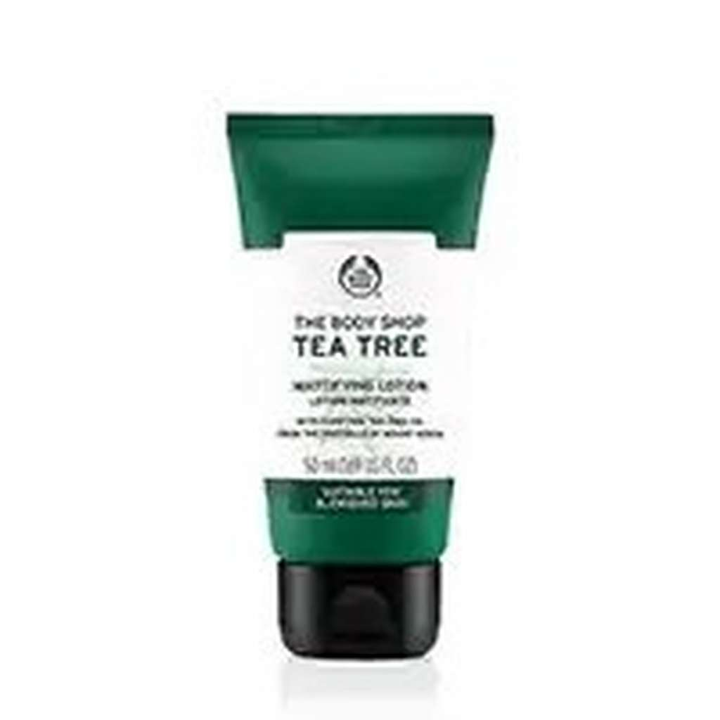 Loción Matificante de Árbol de Té de The Body Shop