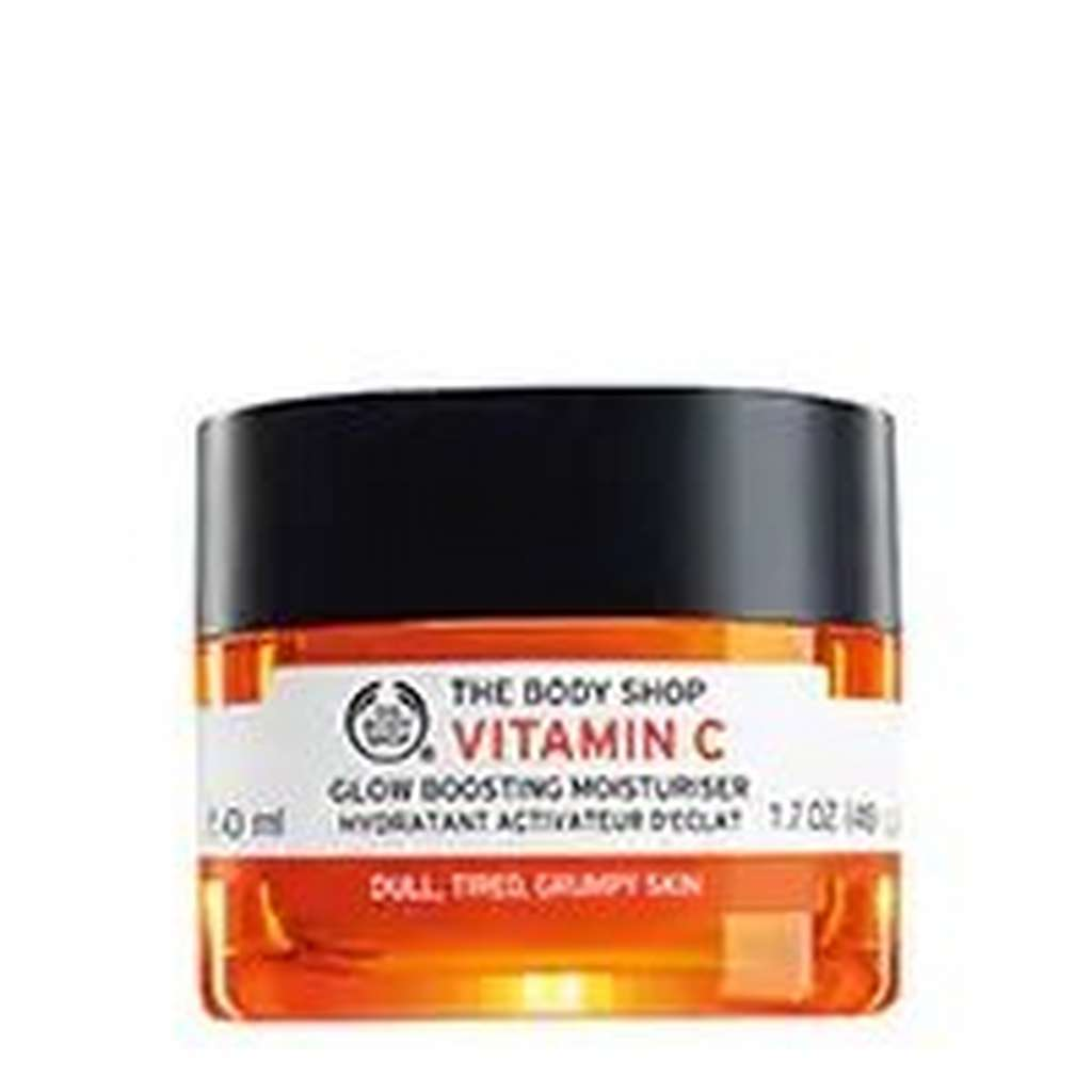 Hidratante Iluminadora Vitamina C de The Body Shop