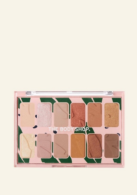 Own Your Naturals Lidschattenpalette