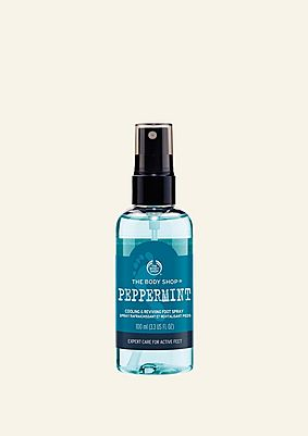Peppermint Cooling & Reviving Foot Spray