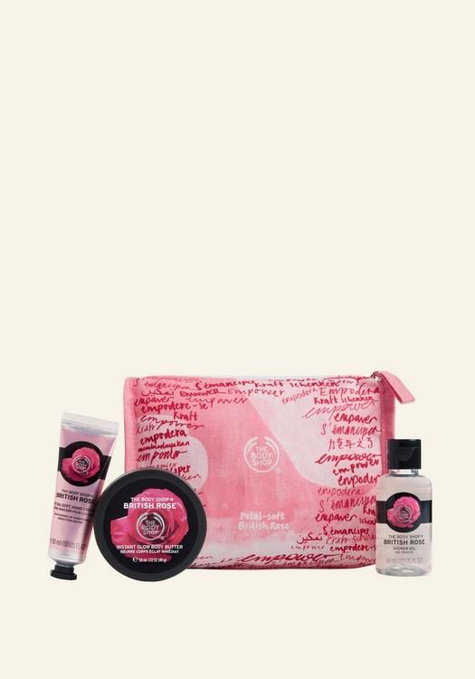 Neceser Delicias British Rose 1 Artículo