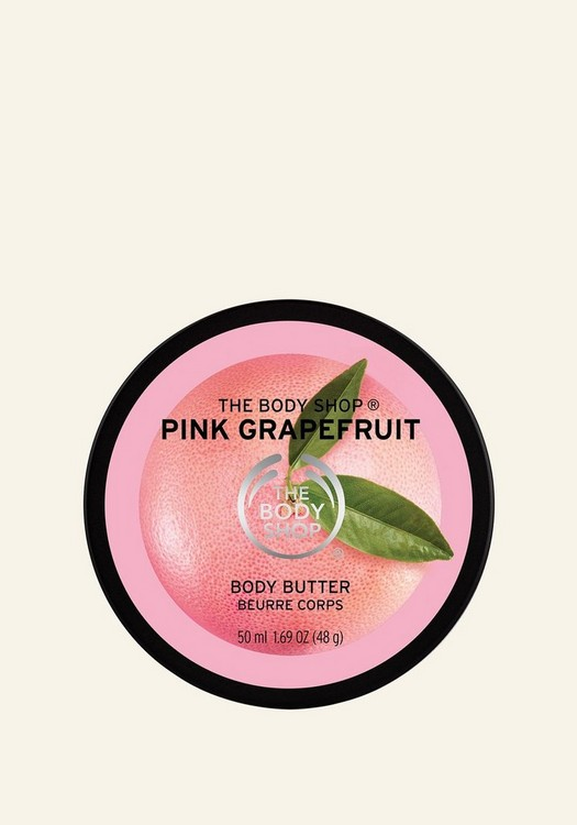 Pink Grapefruit Energising Body Butter 50ml