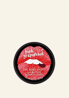 Pink Grapefruit Lip Butter