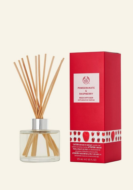 Pomegranate & Raspberry Reed Diffuser 125ml
