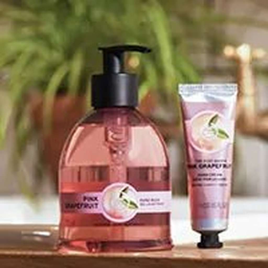 The Body Shop Pink Grapefruit products