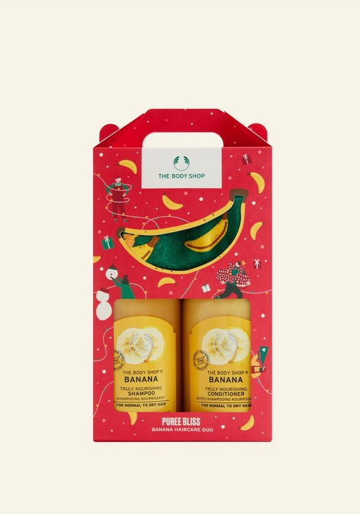 Duo Capillaire Banane Puree Bliss