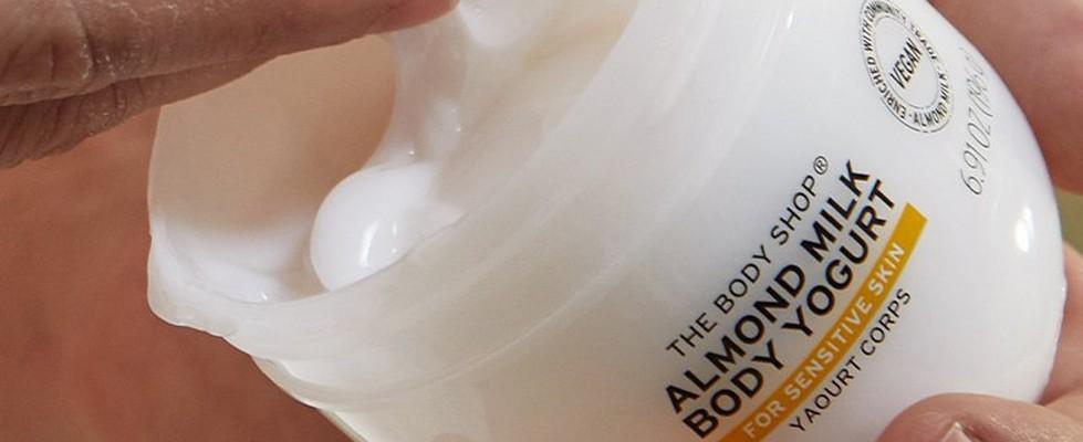 Almond Milk & Honey Body Yogurt