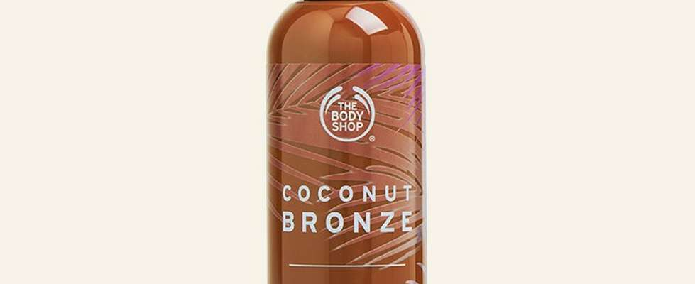 Coconut Bronze Gradual Tan Lotion