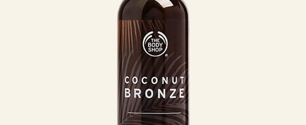 Coconut Bronze Glowing Wash-Off Tan