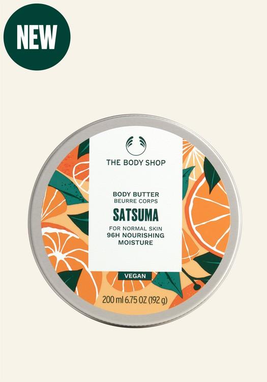 Satsuma Body Butter 200ml