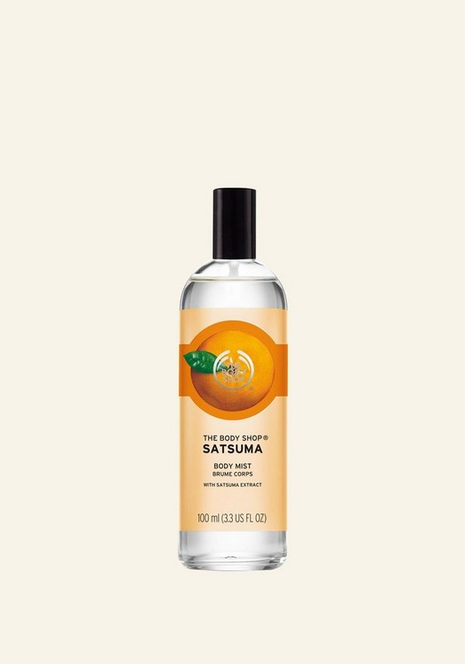Satsuma Body Mist 100ml