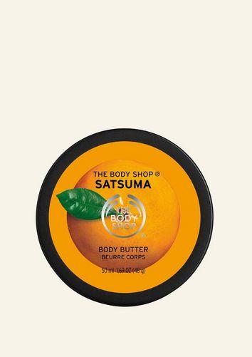 Satsuma Energising Body Butter
