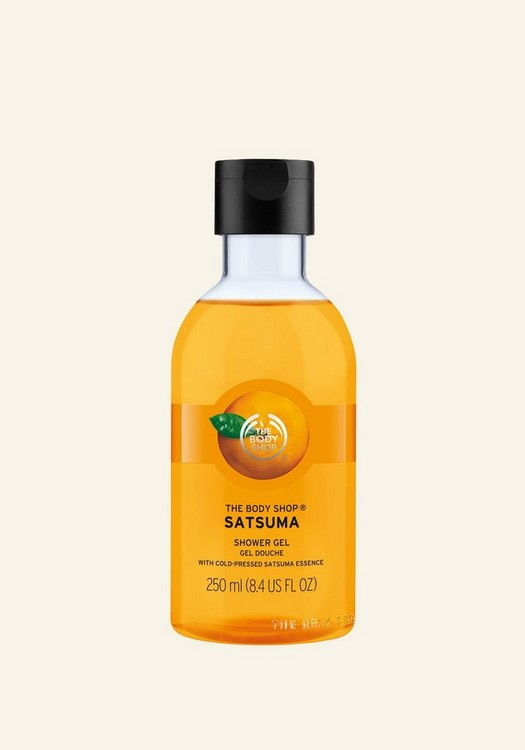 Satsuma Shower Gel 60ml