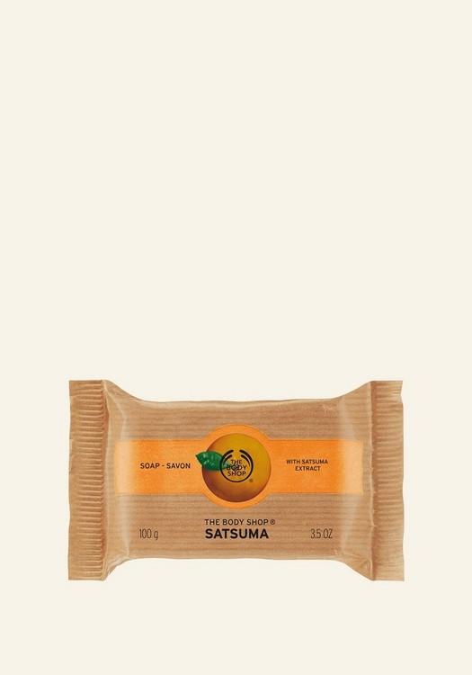 Satsuma Soap 100g