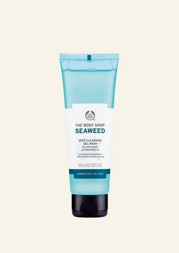 Seaweed Anti-Glanz Waschgel