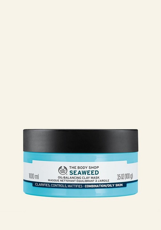 Seaweed Oil Balancing Clay Mask 100ml