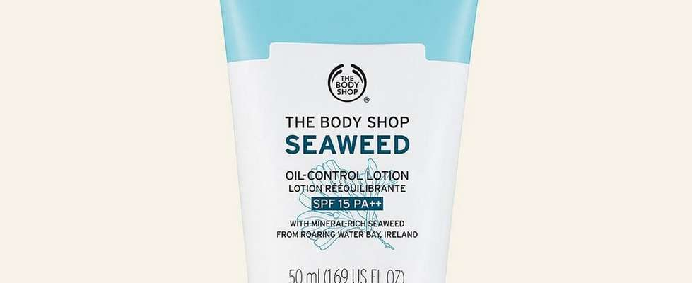 The Body Shop Seaweed Oil Control Lotion
