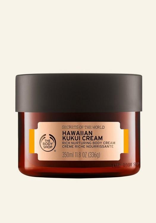 Secrets Of The World Hawaiian Kukui Cream 50ml