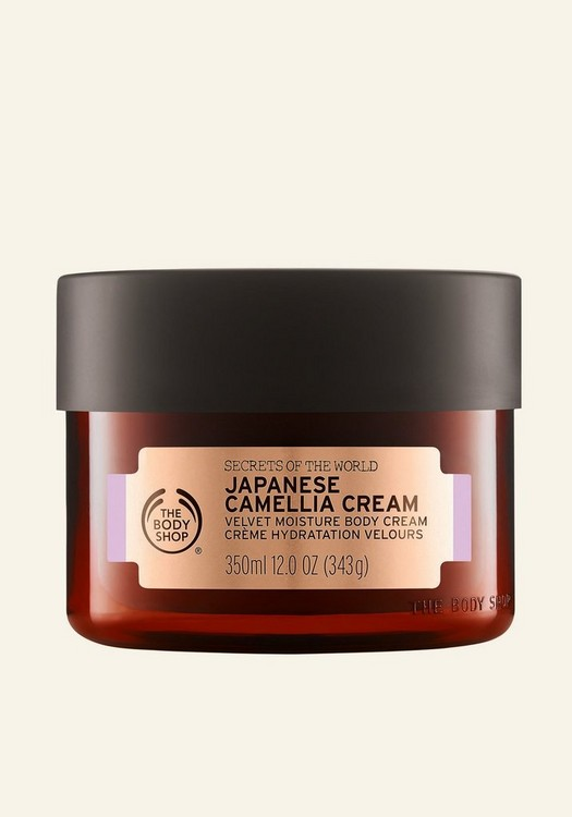 Secrets Of The World Japanese Camellia Cream 350 ml