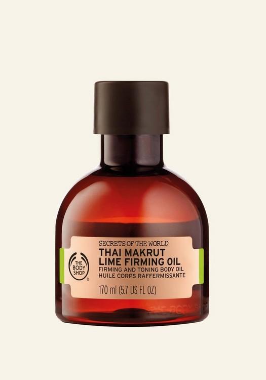 Secrets of the World Thai Makrut Lime Firming Oil 170 ml