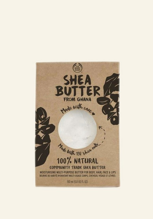 100% Natural Shea Butter 150ml