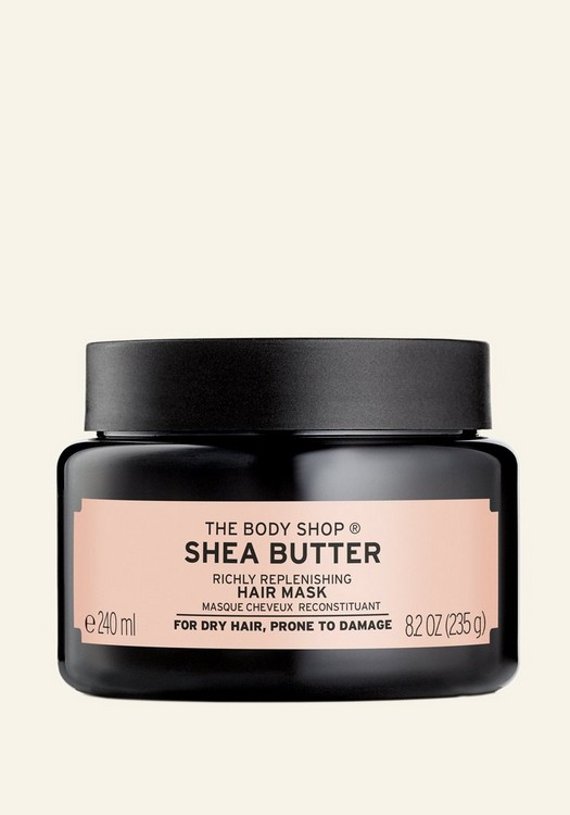 Shea Butter Richly Replenishing Hair Mask 240ml