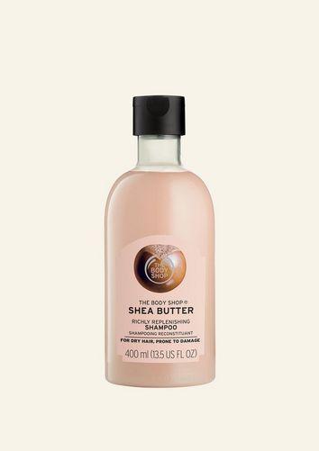 Shea Butter Richly Replenishing Shampoo