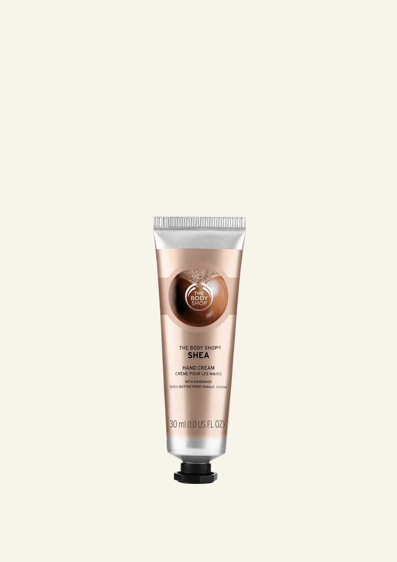 Shea Limited Edition Tea Hand Cream