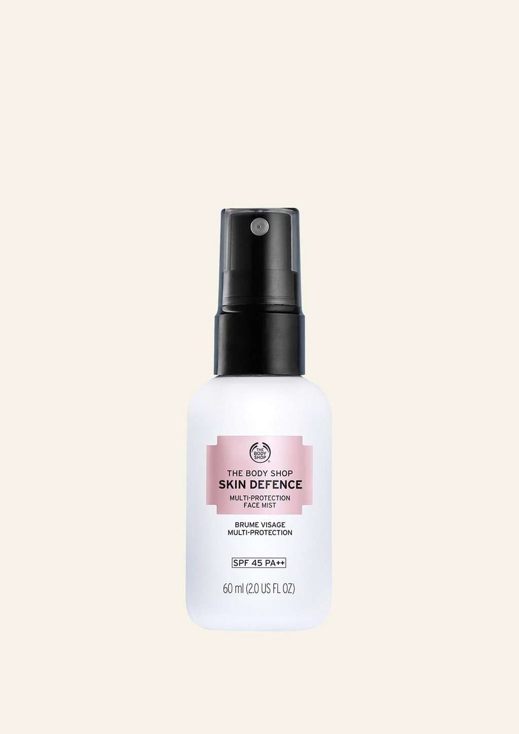 The Body Shop Skin Defence mist