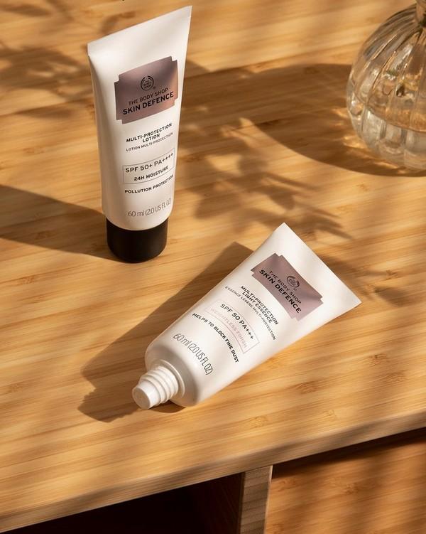 Skin Defence range