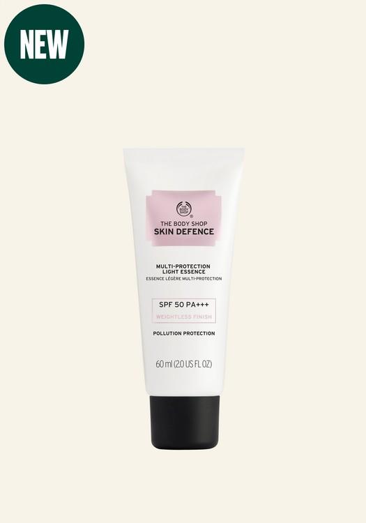 Skin Defence Multi- Protection Light Essence SPF 50 PA +++ 60ml