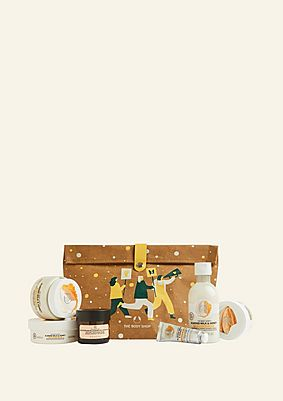 Soothing Almond Milk & Honey Ultimate Gift Bag