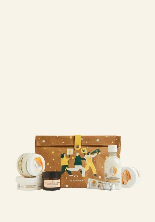 Sélection Deluxe Almond Milk & Honey Apaisant 1 pièce