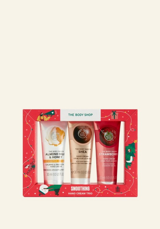 Smoothing Hand Cream Trio