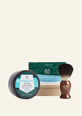 Soft Skin Shaving Kit