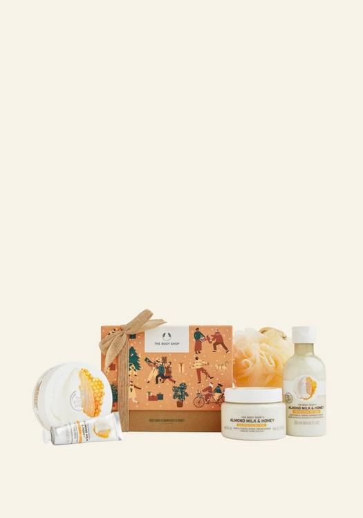 Sélection Somptueuse Almond Milk & Honey Apaisant