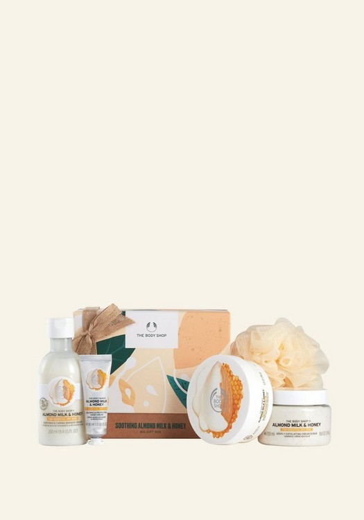 Soothing Almond Milk & Honey Big Geschenkbox