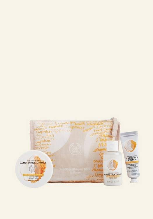 Soothing Almond Milk & Honey Delights Bag 1 Piece