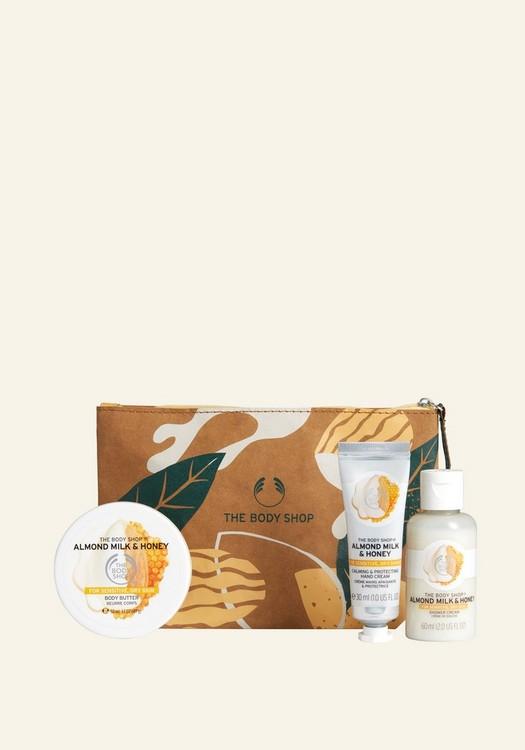 Soothing Almond Milk & Honey Gift Bag 1 Piece