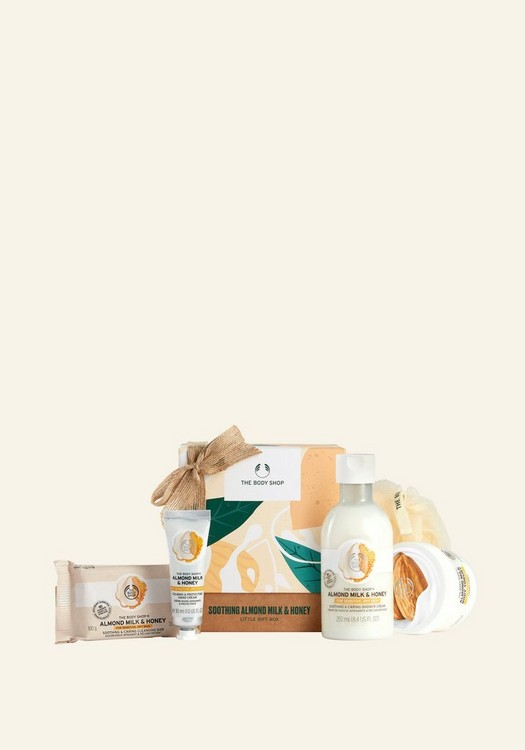 Soothing Almond Milk & Honey Little Gift Box