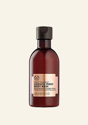 Spa of the World™ Adriatic Peony Bath & Shower Cream
