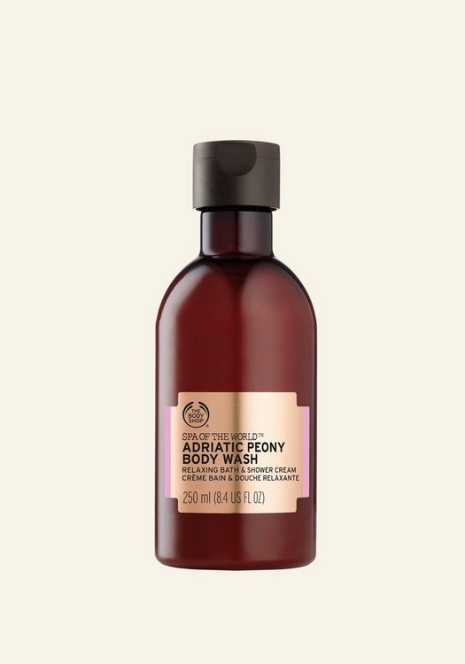 Spa of the World™ Adriatic Peony Body Wash 8.4 FL OZ