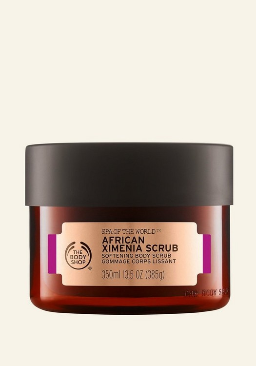 Spa of the World™ African Ximenia Scrub 350ml