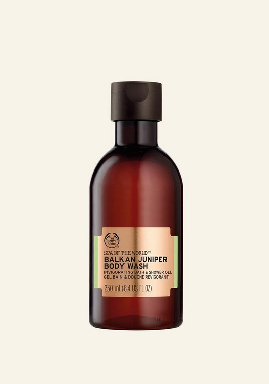 Spa of the World™ Balkan Juniper Bath & Shower Gel 250 ML