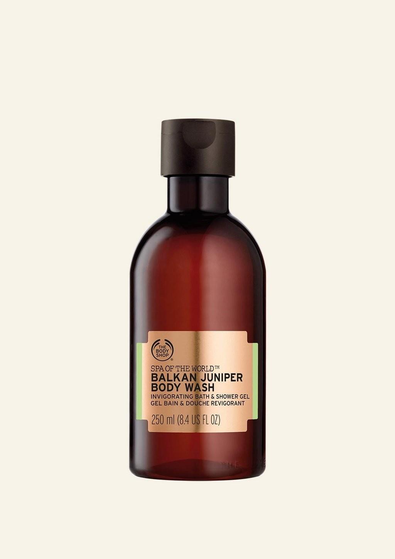 Gel Lavant pour le Corps Genièvre des Balkans Spa Of The World™ The Body Shop