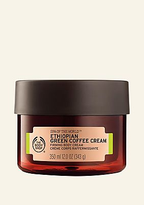 Spa of the World™ Ethiopian Green Coffee Cream