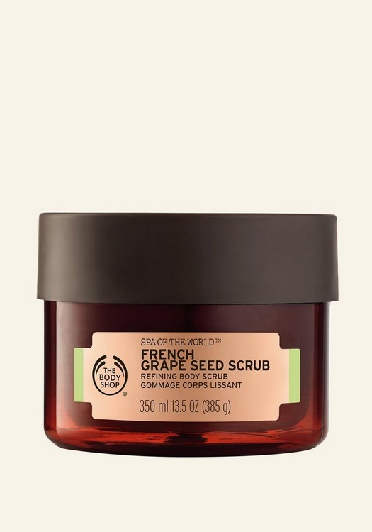 Spa of the World™ French Grape Seed Scrub 350ml