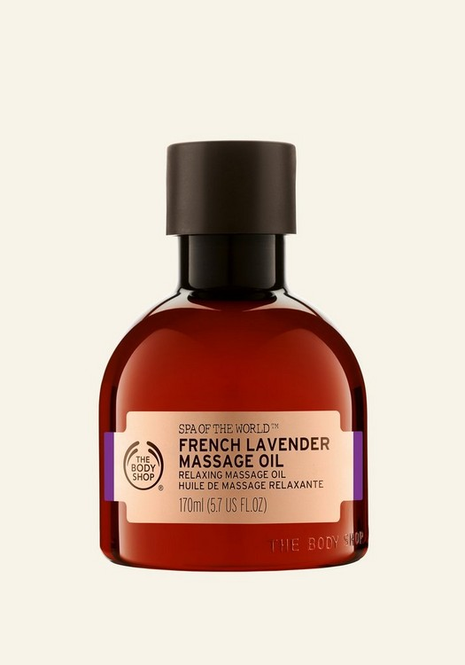 Spa of the World™ French Lavender Massage Oil 170ml