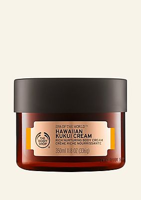 Spa of the World™ Hawaiian Kukui Cream Rich Nurturing Body Cream